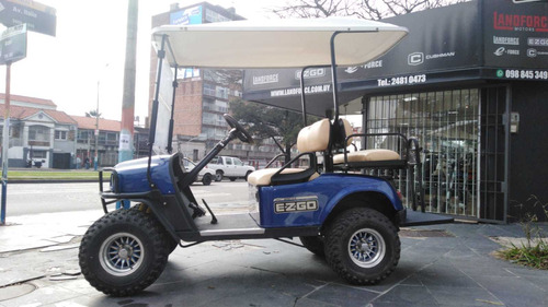 carrito carro eléctrico golf e-z-go