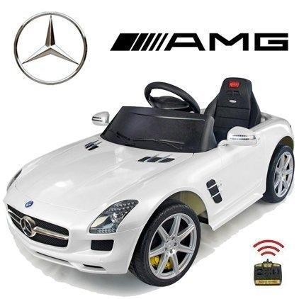 carrito carro electrico mercedez con control remoto. Black Bedroom Furniture Sets. Home Design Ideas
