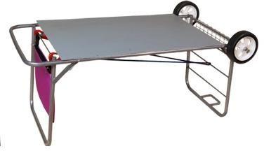 carrito carro playero porta reposeras sombrillas mesa oferta