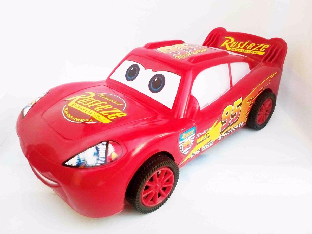 Carrito cars rayo mcqueen 24cm juguete ni o oferta bs - Cars en juguetes ...