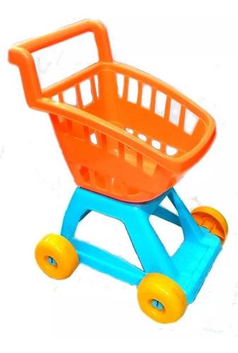 carrito - changuito - de super - duravit - vavi toys