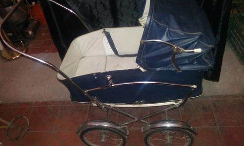 carrito cochesito de bebé antiguo