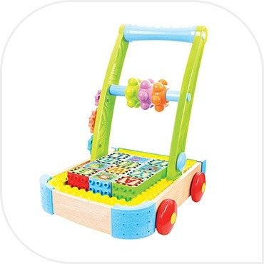 carrito constructor bebe b-kids bluebox (004852)