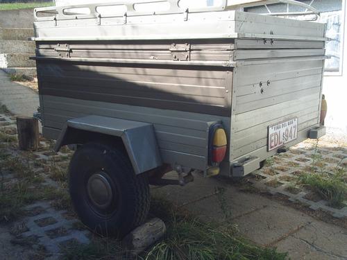 carrito de arrastre