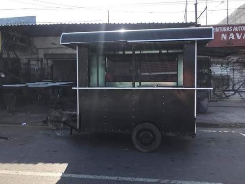 carrito de comida