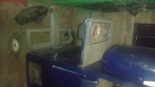carrito de comida con horno