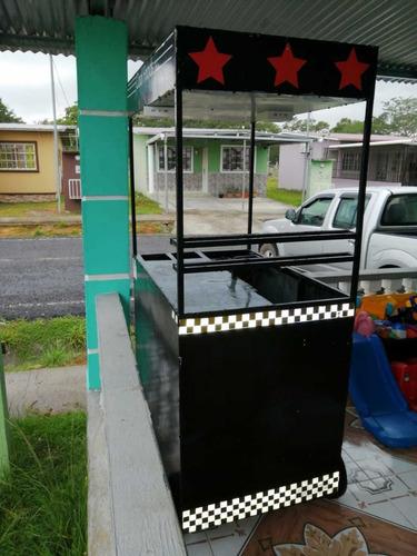 carrito de comida rápida