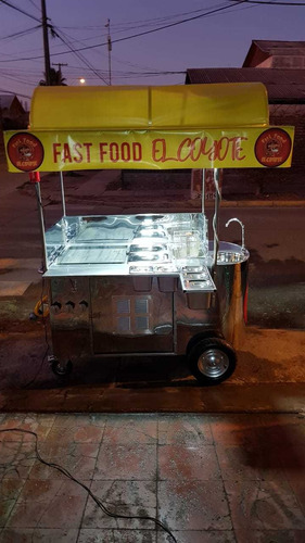 carrito de comida rapida