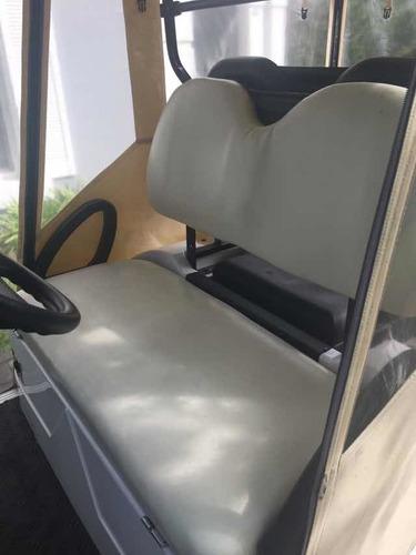 carrito de golf - capacidad 4 personas