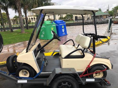 carrito de golf club car ds 48v