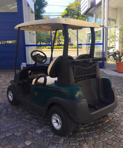 carrito de golf club car usado