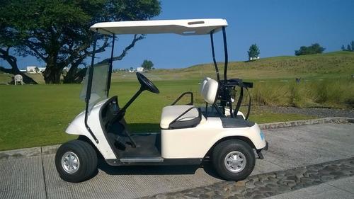 carrito de golf e-z-go txt  eléctrico de botón