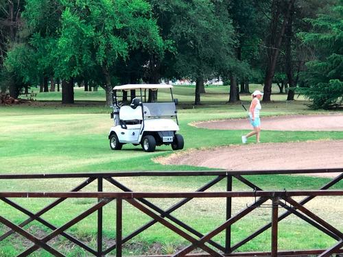 carrito de golf eléctric barcala