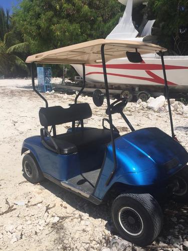 carrito de golf ez-go