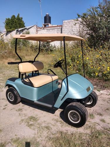carrito de golf ezgo en puebla
