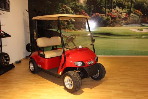 carrito de golf ezgo txt freedom 2018 nuevo! eléctrico