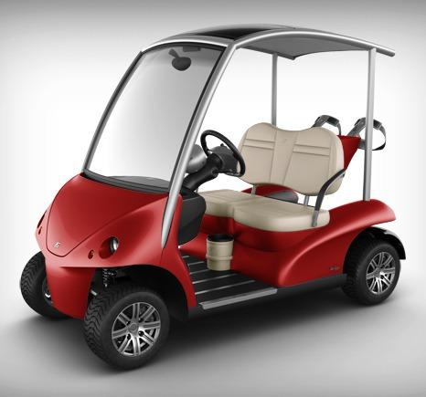 carrito de golf garia 2 eléctrico ¡nuevo! 2020