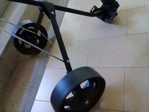 carrito de golf soporte laser-r44