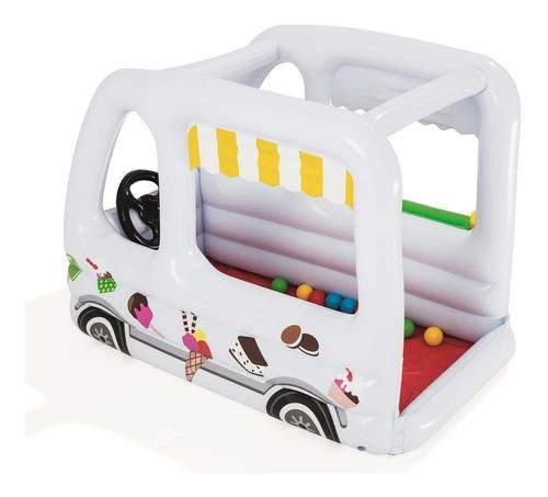 carrito de helados 1.22m x 84cm x 84cm - bestway
