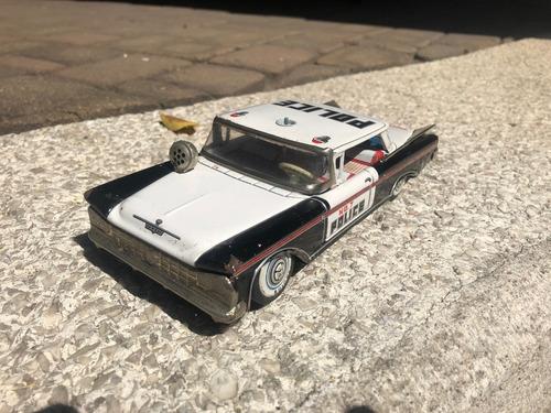 carrito de lámina buick yonezawa juguete antiguo japon 60s