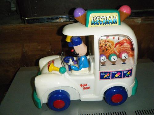 carrito de los helados marca metro de 1991 solo hace sonidos