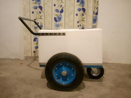 carrito de paletas estandar paletero