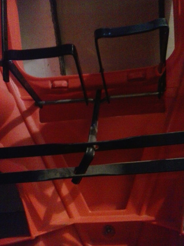 carrito de pedales ferrari schumacher con accesorios f1