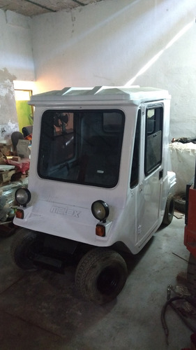 carrito electrico melex