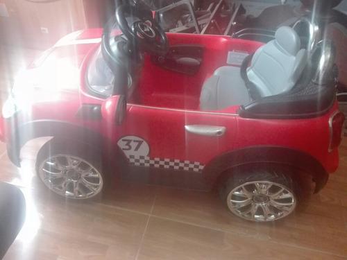 carrito electrico niños