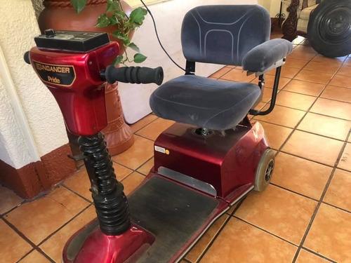 carrito electrico para disacapacitado