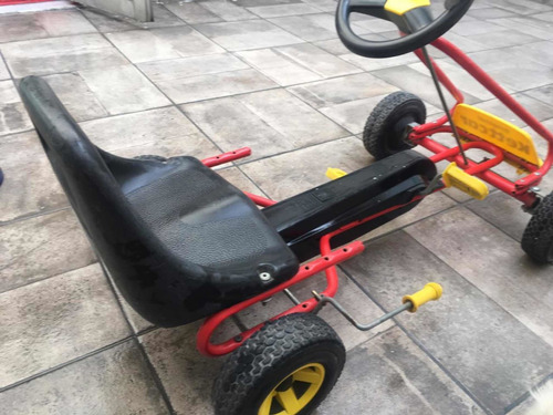 carrito go kart (kettcar)