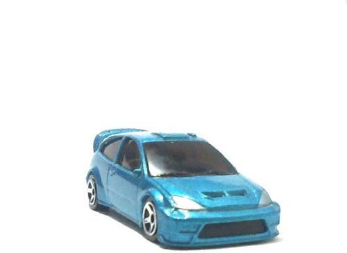 carrito juguete coleccion majorette ford focus wrc
