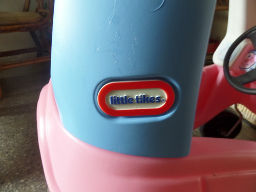 carrito little tikes
