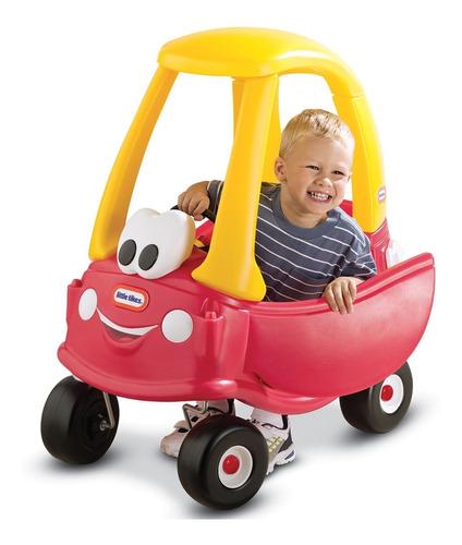 carrito little tikes- cozy coupe