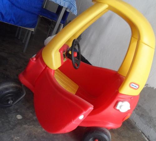 carrito little tikes (modelo cozy coupe)