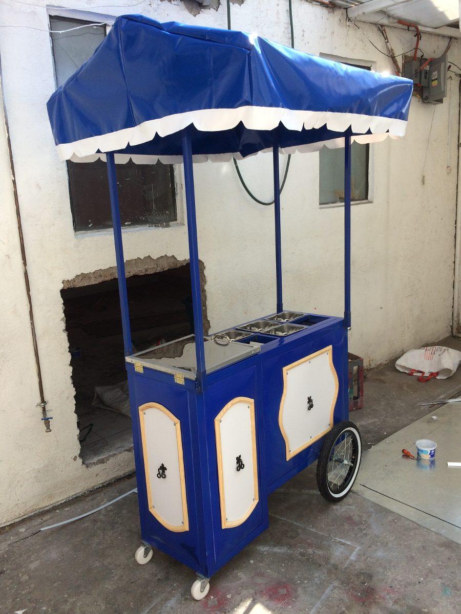 Carrito micheladas bebidas preparadas playa 5 en mercado libre - Carrito bebidas ...