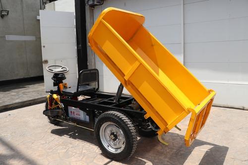 carrito minero