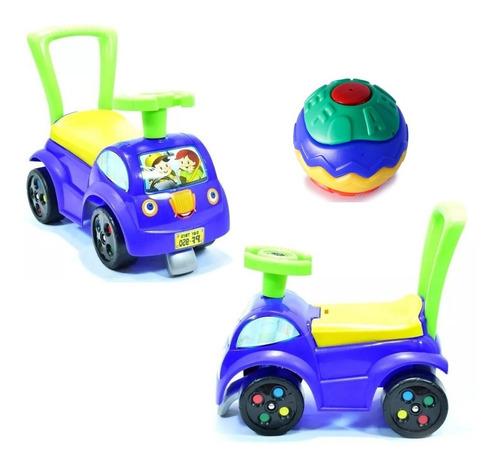 carrito montable juguete bebe