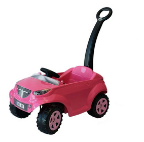 bafad4713 Carrito Montable Push Car Rosa Niñas Bebes Envio Gratis