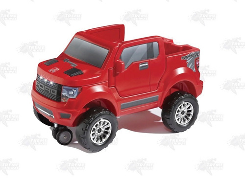 carrito montable step2 ford f-150 raptor 2-in1 xtreme