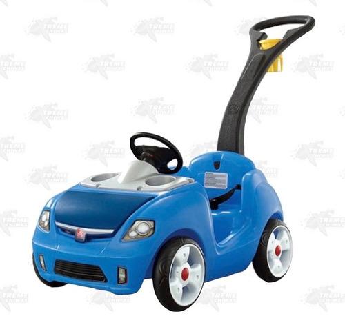 carrito montable step2 whisper ride azul xtreme p