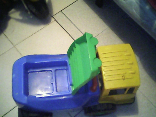 carrito montable usado