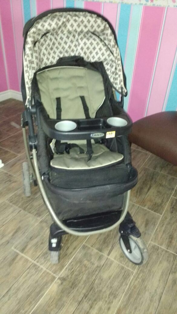ca01525fa Carrito Para Bebé Graco Modes - $ 5.500,00 en Mercado Libre