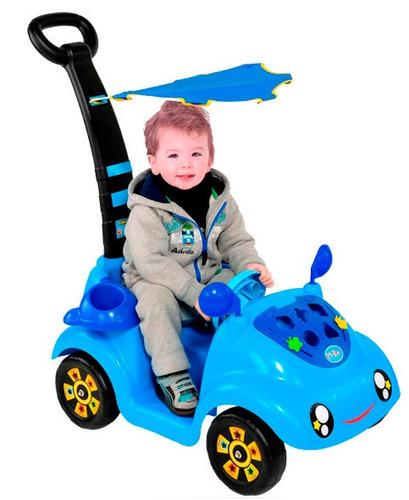 carrito para bebes con sujetar para que lo diriga un adulto