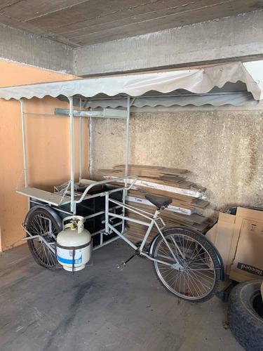 carrito para comida