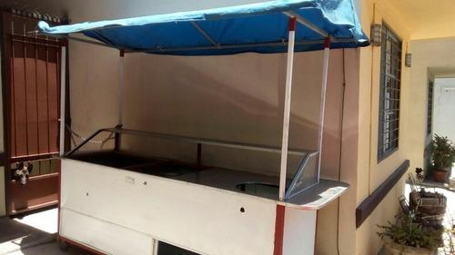 carrito para tacos