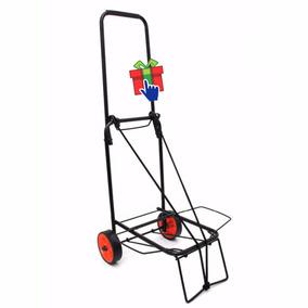 precio competitivo cbf40 4493c Carrito Plegable 25kg Portavalija Mochila Bolso Carro Metal