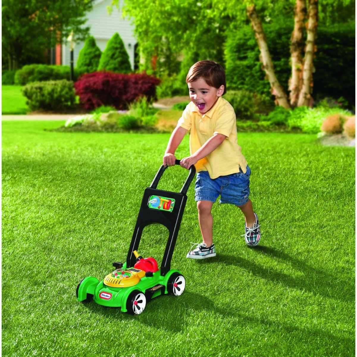 Carrito Podador Mower Infantil Little Tikes 1 260 00