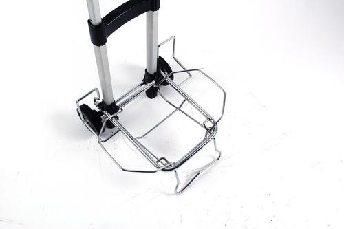 carrito porta mochila escolar plegable reforzado