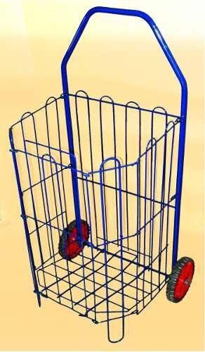 cf153f6e60 Carrito Portátil Para Mercado Y Compras Con Base Plegable - Bs ...